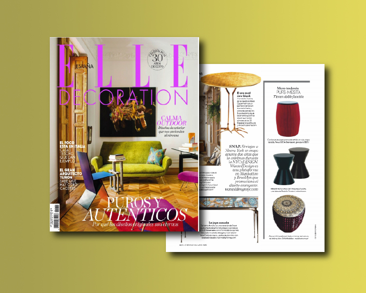 Elle decoration spain 1