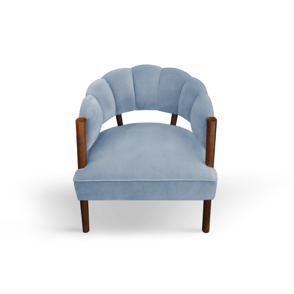 Ellen armchair by Ottiu