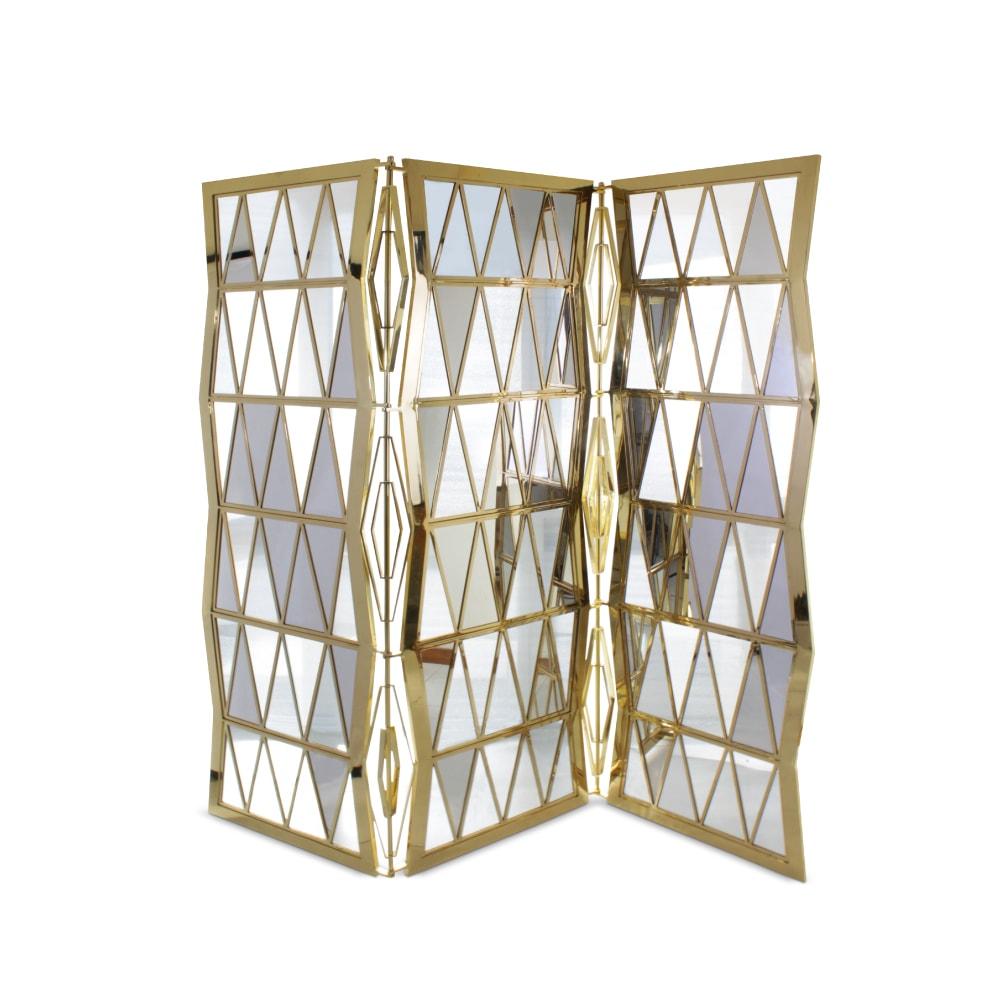 Folding Screen by Malabar