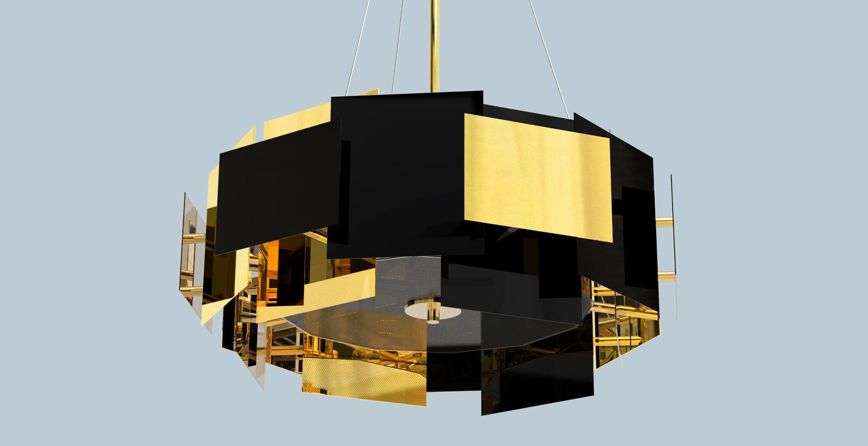 Fo Tan II Suspension Lamp