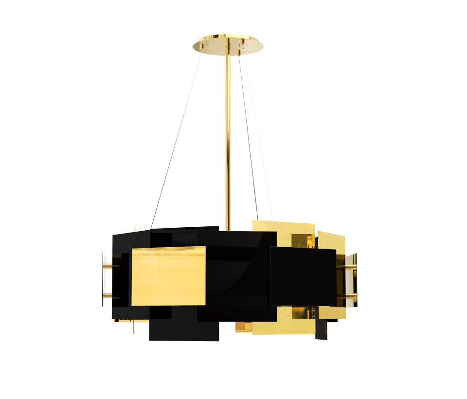 Fo Tan II Suspension Lamp