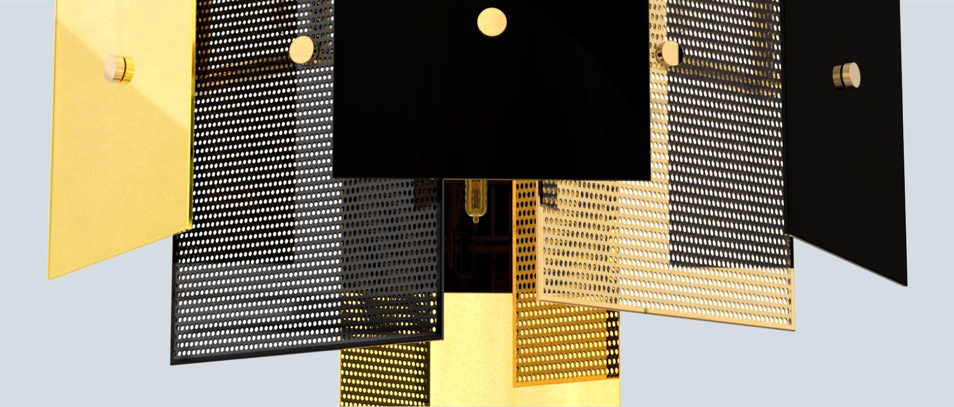 Fo Tan Wall Lamp