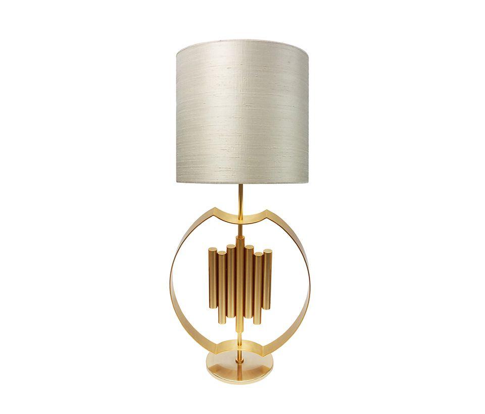 Gold Tupelo Table Lamp