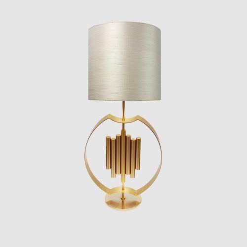Gold Tupelo Table Lamp