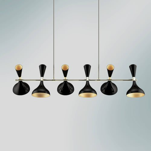 Helsinki II suspension lamp