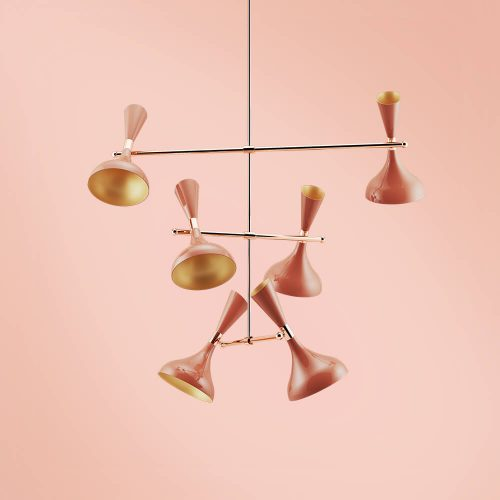 Helsinki III Suspension lamp