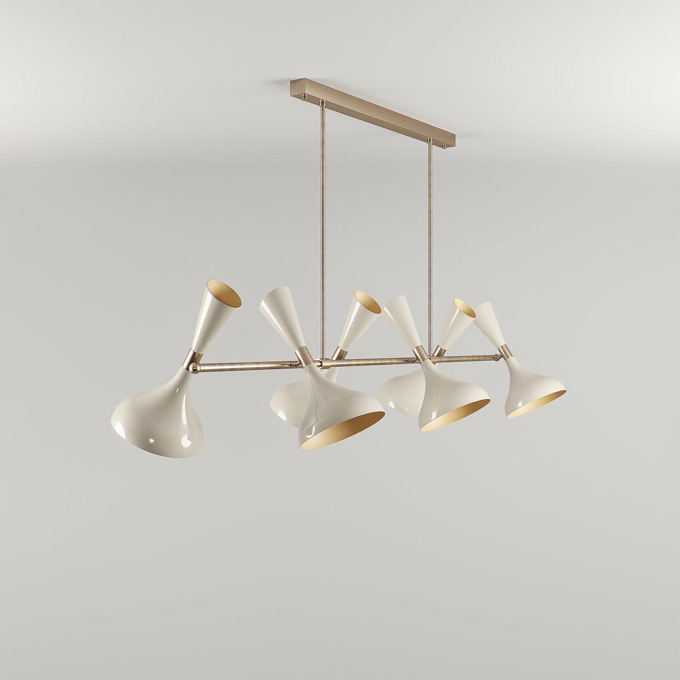 Helsinki ii suspension lamp