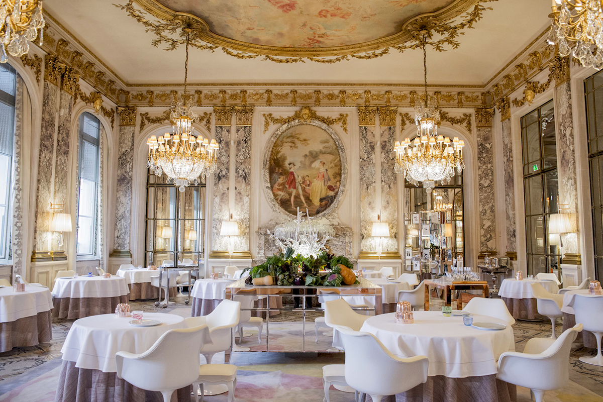 Le Meurice Hotel Palace