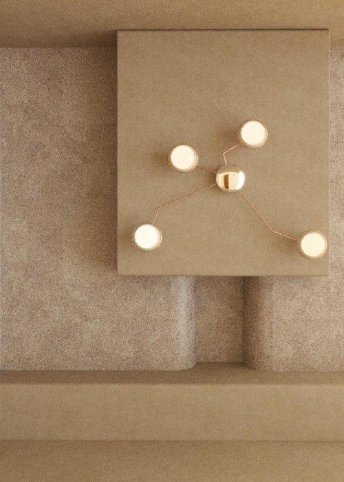 Minimalist lighting-cm
