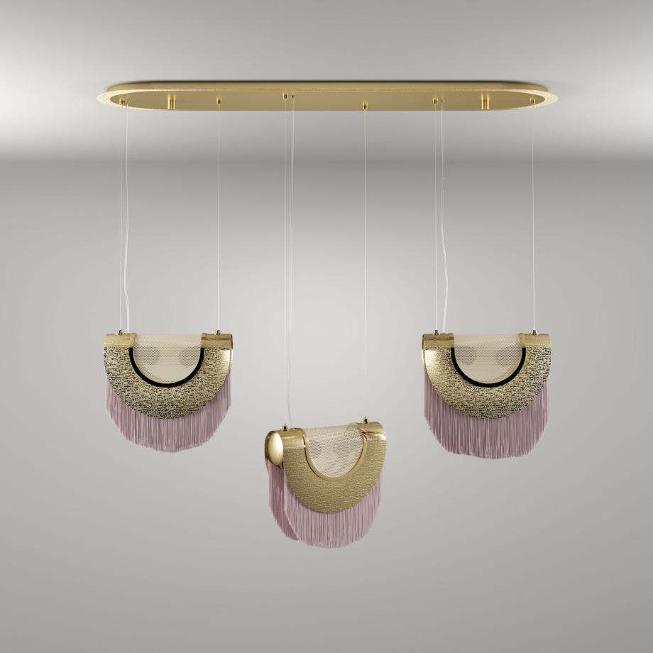 Seoul suspension lamp